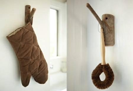 wood hooks