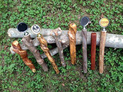Beer tap handles