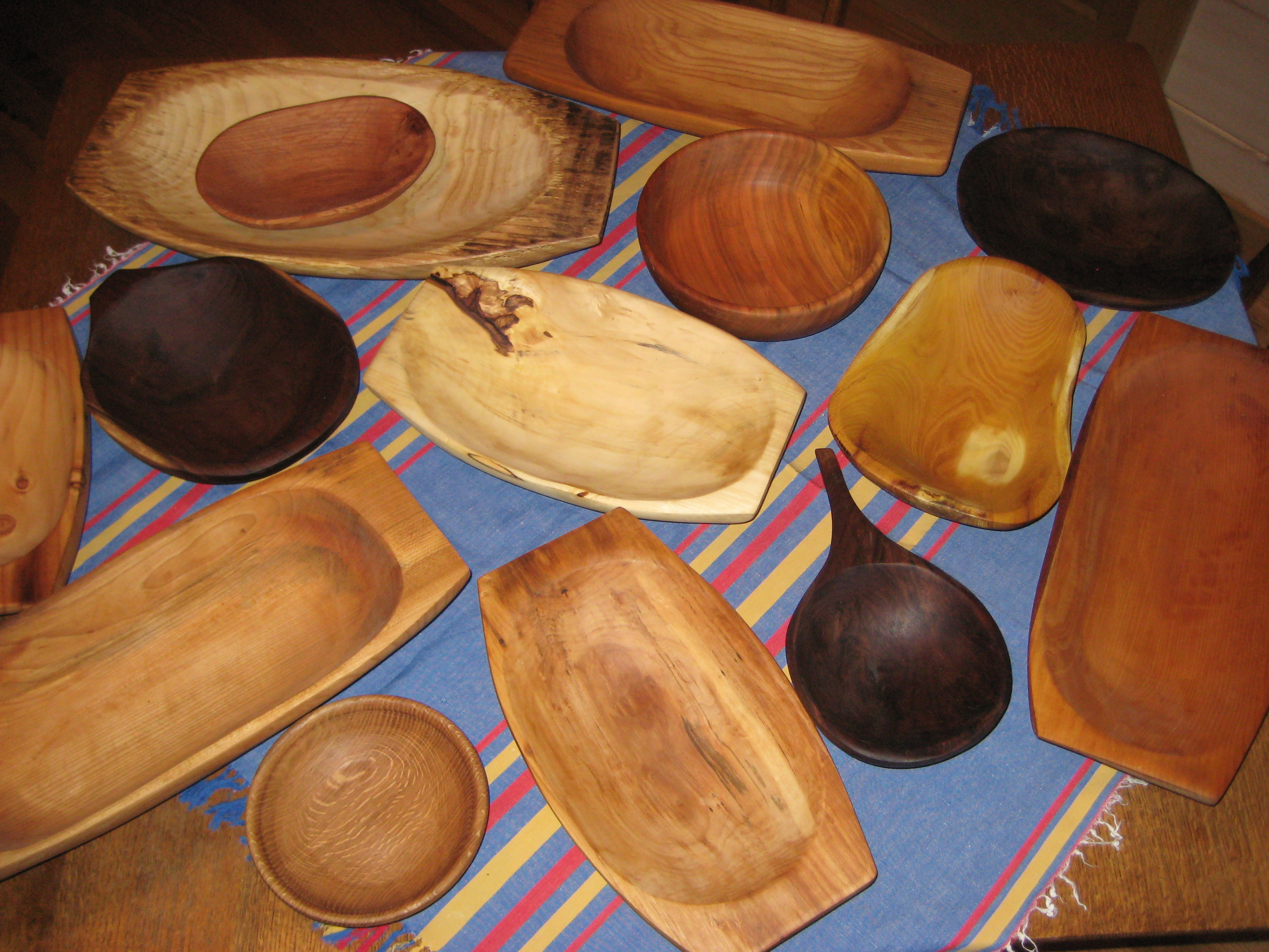 display of bowls IMG_4558