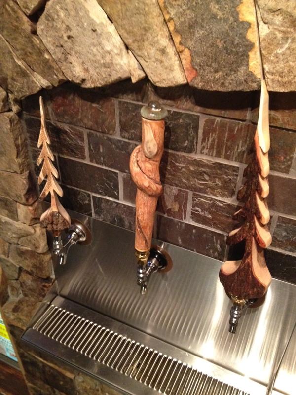 Sold tap handles #1