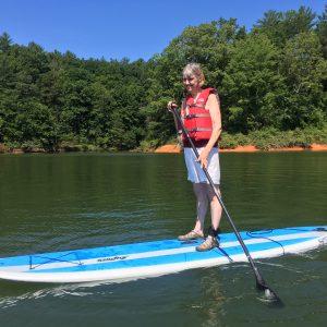 SUP ATX Adventure paddleboard