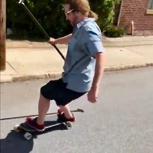 Sidewalk Surfers
