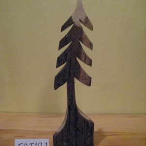 Sculpted Black Walnut Tree #FCT18-1