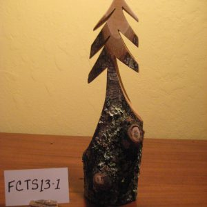 Sculpted Wood Tree  #FCTS13-1