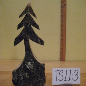 Custom Carved Wood Tree  #TS11-3