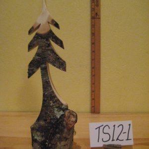 Custom Sculpted Tree  #TS12-1