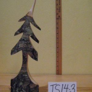Custom Carved Tree  #TS14-3
