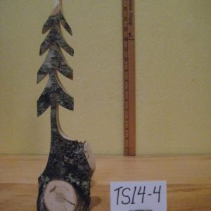 Custom Carved Tree  #TS14-4