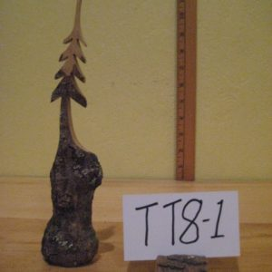 Sculpted Tiny Tree #TT8-1