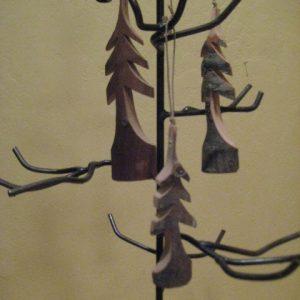 Branch tree ornament